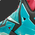 Lebron James Shoes - Releases icon