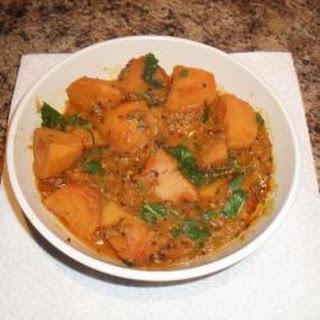 Bombay Style Potatoes Recipe