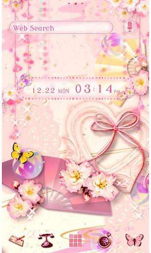 ★무료 꾸미기테마★Precious Pinks