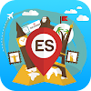 Spain travel guide offline map APK Icon