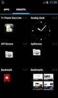 Screenshot of 1+  Power Save Setting