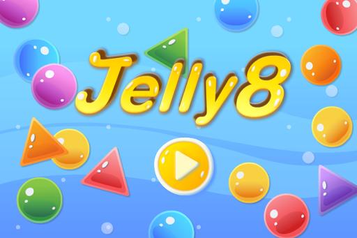 玩免費教育APP|下載Jelly 8 : 轻敲数图与果冻怪物 app不用錢|硬是要APP