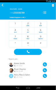Skype - free IM & video calls Screenshot 23