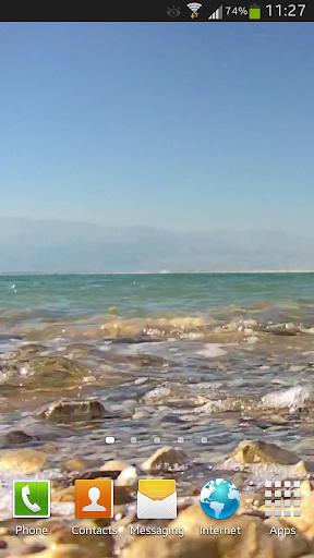 Waves Live Wallpaper HD 3