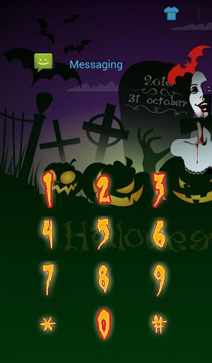 Halloween theme for HI AppLock