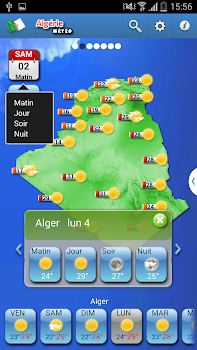 Météo Algerie