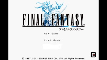 Screenshot of FINAL FANTASY