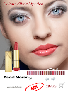 Katalog Max Factor- screenshot thumbnail