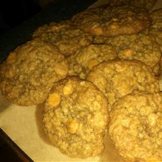 Orange's Famous Oatmeal Scotchies!