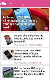 Windows Central — The app!- screenshot thumbnail