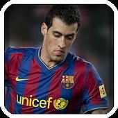 Sergio Busquets FC Wallpaper