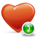 a Love Call (aQuickCall) logo
