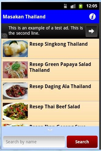 resep masakan thailand   android apps on google play