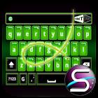 SlideIT Green Neon Skin icon