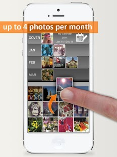 PhotoCal™ printed calendar - screenshot thumbnail