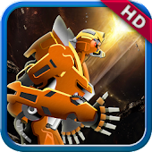 Machine Transformer Run -HD