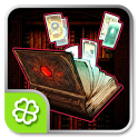 Bibliomancy icon