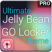 Jelly Bean GO Locker Theme