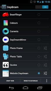 Website Daydream - screenshot thumbnail