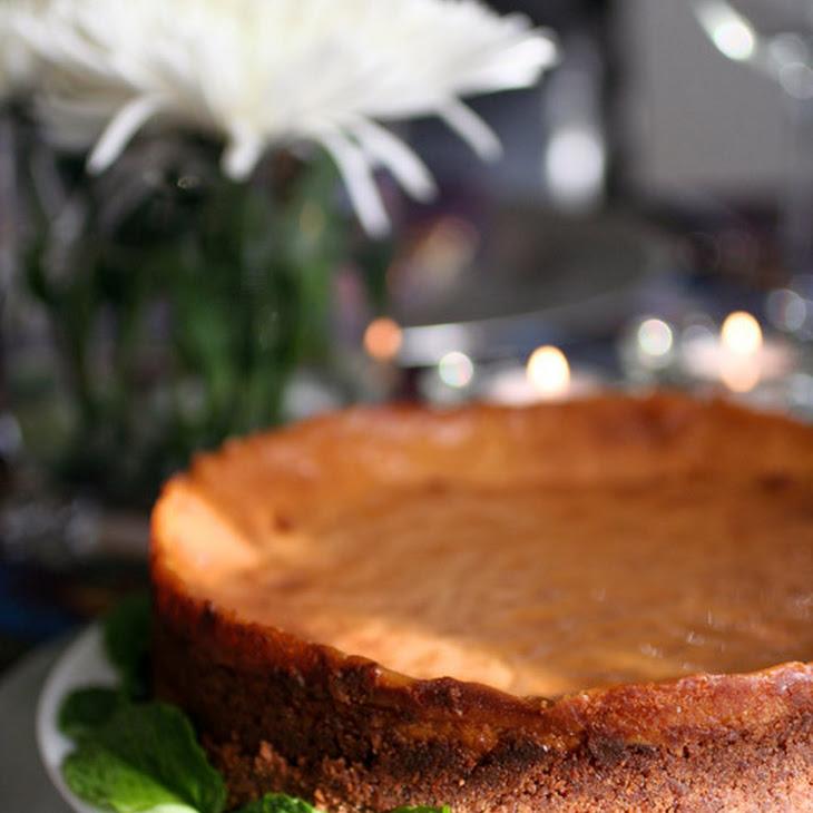 Gluten-Free Pumpkin Cheesecake Recipe