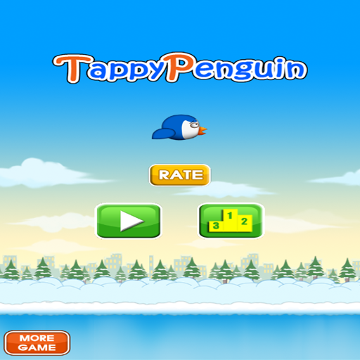 Tappy Penguin Tappy bird