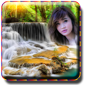 Insta Waterfall: Photo Frame