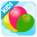 Balloon Boom for kids logo