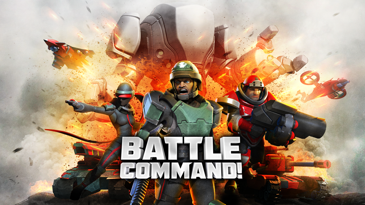 Battle Command! - screenshot