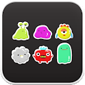 monster go locker theme icon