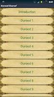 Screenshot of 40 Durood Shareef