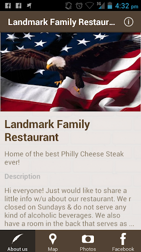 Landmark Family Restaurant