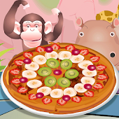 Cooking games Yummy Pizza