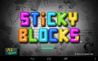 Screenshot of Sticky Blocks Pro