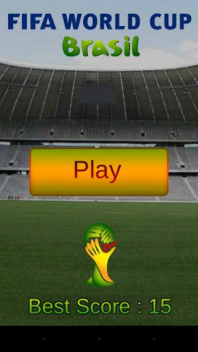 Soccer World Cup Dribbler 2014