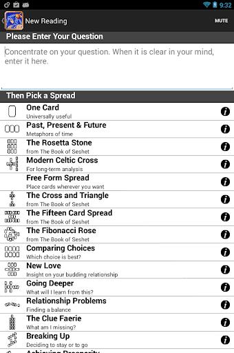 玩免費娛樂APP 下載Rosetta Tarot app不用錢 硬是要APP