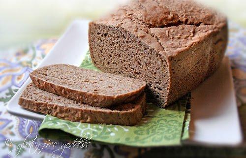 Karina's Gluten-Free Ryeless Rye Bread
