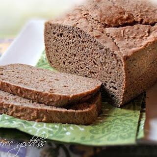 Karina's Gluten-Free Ryeless Rye Bread.
