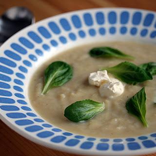 Potato-Leek Soup.