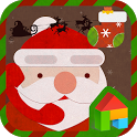 Xmas deco LINE Launcher theme icon