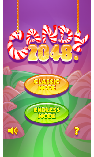 Candy 2048