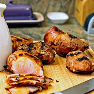 Pork Tenderloin with Orange Sauce