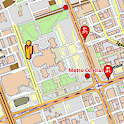 Warsaw Amenities Map icon