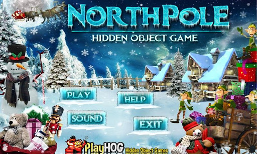 Northpole - Free Hidden Object