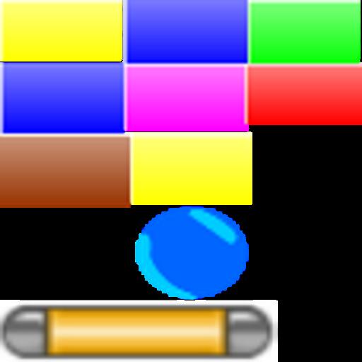Pong Brick Breaker LOGO-APP點子