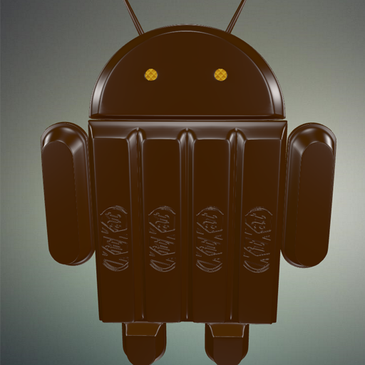 KitKat Wallpapers for Android 個人化 LOGO-阿達玩APP
