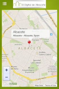 El Digital de Albacete- screenshot thumbnail