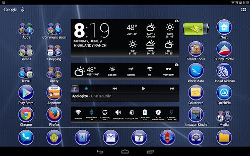 LC Blue Sphere2 Nova/Apex Screenshot 8