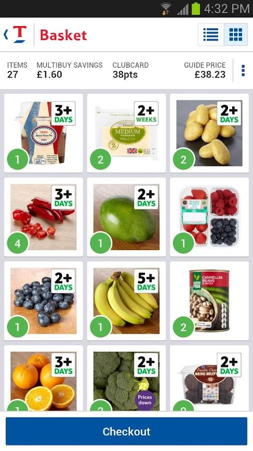Tesco Groceries: Shop Online- screenshot