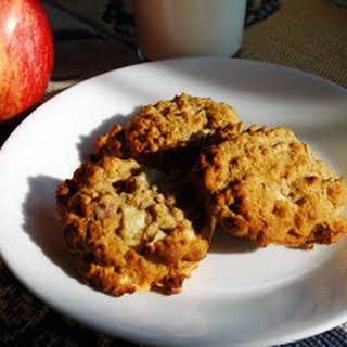 Apple Oatmeal Cookies II.