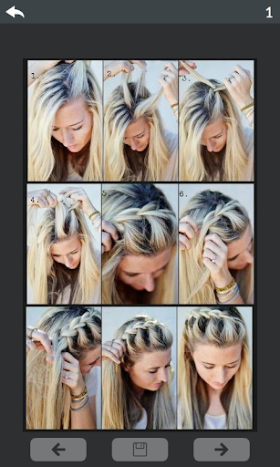 Hairstyle Step by Step - 3